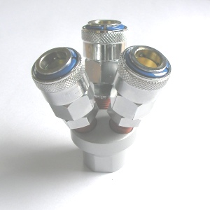 MULTI COUPLER - 3 Port
