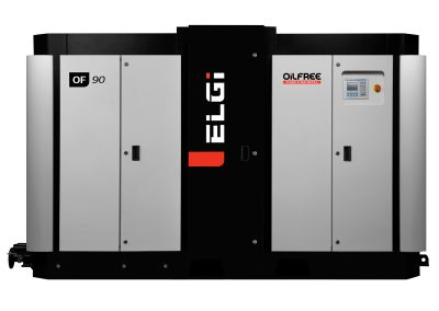 ELGi Oil Free Rotary Screw Air Compressors 90 – 160kw