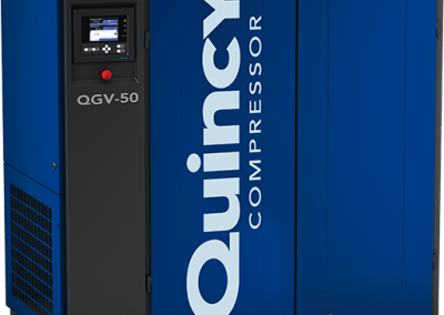 Quincy QGVI Vacuum Screw Compressors