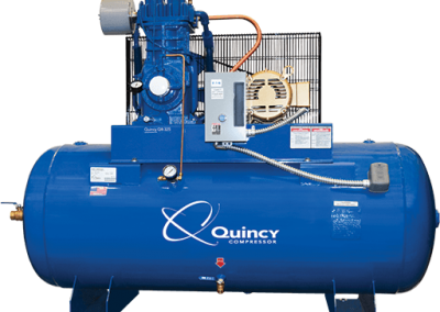 Quincy Reciprocating Piston Air Compressors – QR25 Series